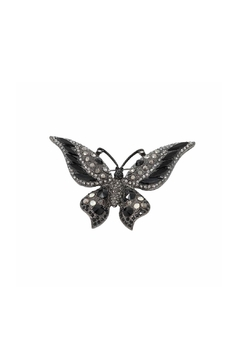 Shoptiques Product: Moselle Butterfly Brooch