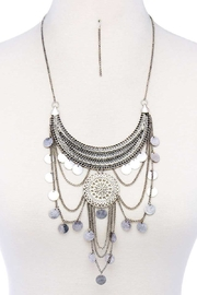 Nadya's Closet Multi Chain Necklace-Set - Front cropped