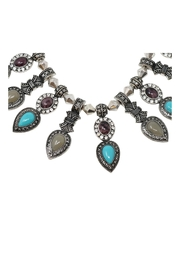 Nadya's Closet Multicolor Necklace Set - Front full body