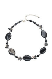 Nadya's Closet Natural Agate Necklace - Product Mini Image