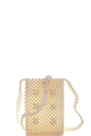 Nadya's Closet Pearl Sequence Cross-Body - Side cropped
