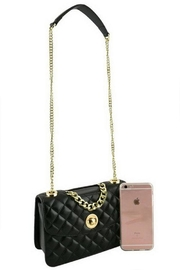 Nadya's Closet Quilted Messenger Bag - Other