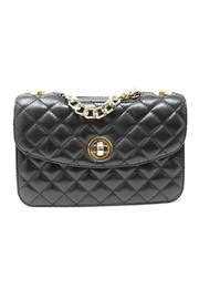 Nadya's Closet Quilted Messenger Bag - Product Mini Image