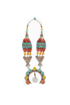 Shoptiques Product: Rakuwa Tibetan Necklace