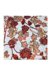 Nadya's Closet Rose Accent Scarf - Product Mini Image