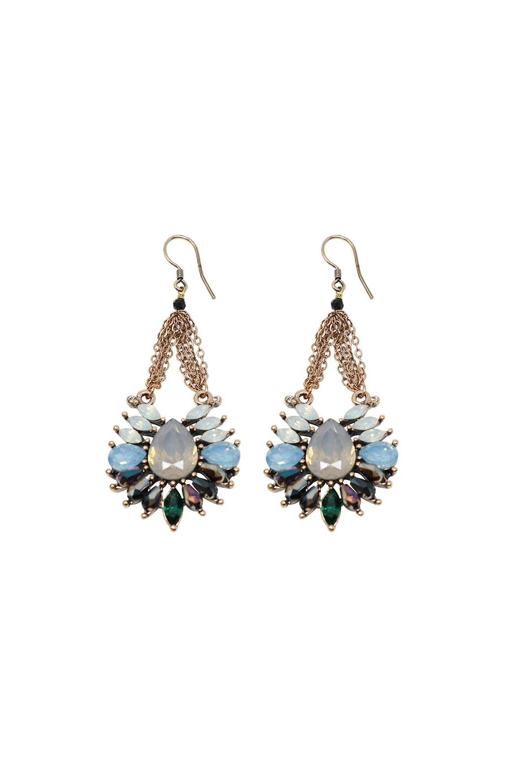 Nadya's Closet Sevilla Earrings - Main Image