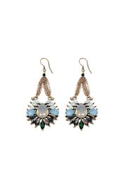 Nadya's Closet Sevilla Earrings - Front cropped