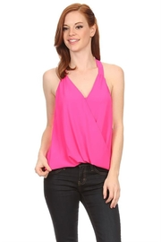 Nadya's Closet Solid Sleeveless Top - Product Mini Image