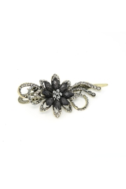 Nadya's Closet Stone Accent Hair Clip - Front cropped