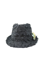 Nadya's Closet Stone Flower Fedora - Product Mini Image