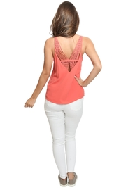 Nadya's Closet Stones Detailed Top - Back cropped