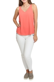 Nadya's Closet Stones Detailed Top - Front cropped