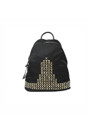 Nadya's Closet Studded Black Backpack - Product Mini Image