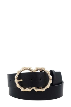 Nadya's Closet Stylish Chic Buckle Belt - Product List Image