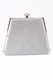 Nadya's Closet Trapezoid Shape Evening-Clutch - Product Mini Image