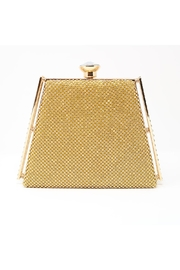 Nadya's Closet Trapezoid Shape Evening-Clutch - Front cropped