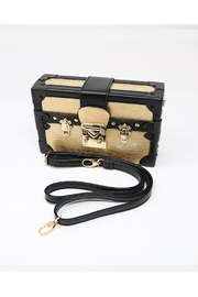 Nadya's Closet Treasure Chest  Box-Clutch - Product Mini Image
