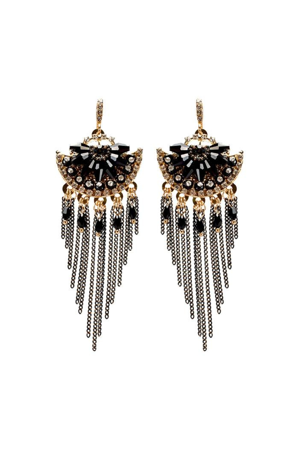 Nadya's Closet Tribal Boho Chic Earrings - Main Image