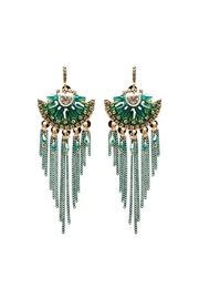 Nadya's Closet Tribal Boho Chic Earrings - Front cropped