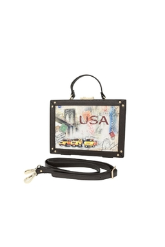 Shoptiques Product: U.S.A Box Bag