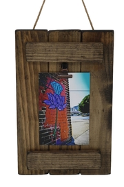 Nadya's Closet Wall Hanging 4x6 Picture Holder Frame - Product Mini Image