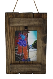 Nadya's Closet Wall Hanging 5x7 Picture Holder Frame - Product Mini Image