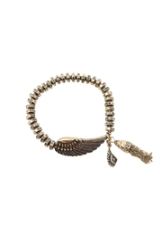 Nadya's Closet Wing Stretch Bracelet - Product Mini Image