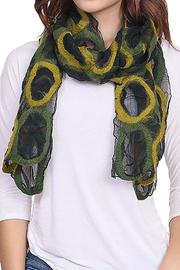 Nadya's Closet Wool Silk Scarf - Product Mini Image