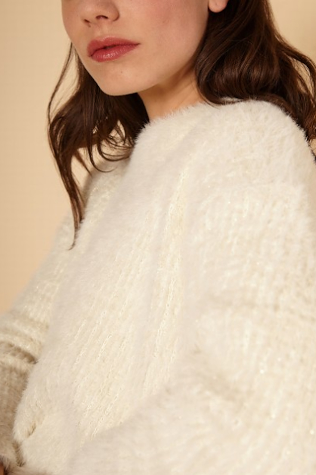 FRNCH Nafi Sweater - Front Full Image