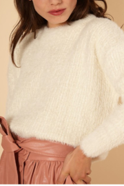 FRNCH Nafi Sweater - Front cropped