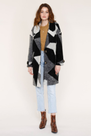 Heartloom Nahla Coat - Front cropped