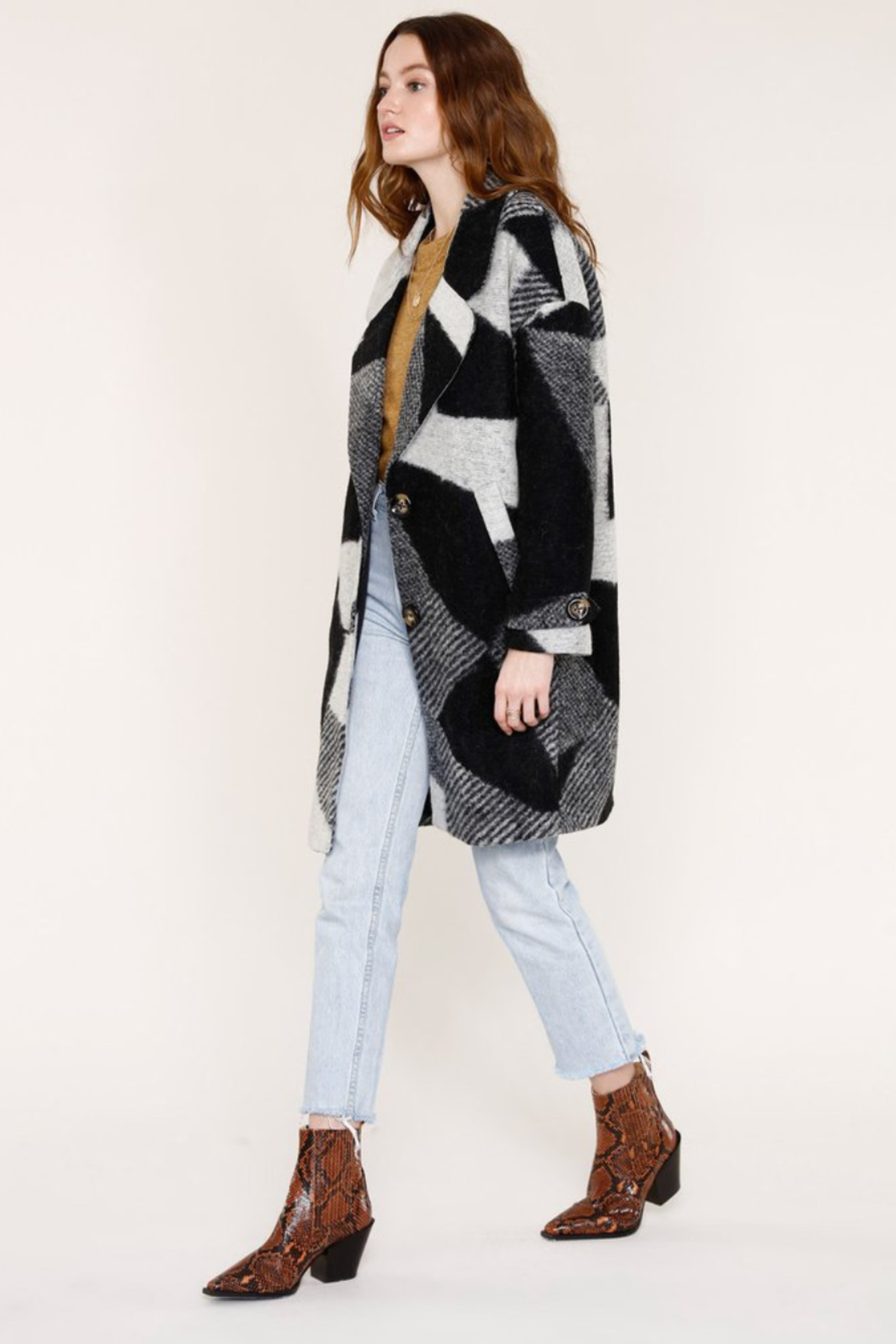 Heartloom Nahla Coat - Front Full Image