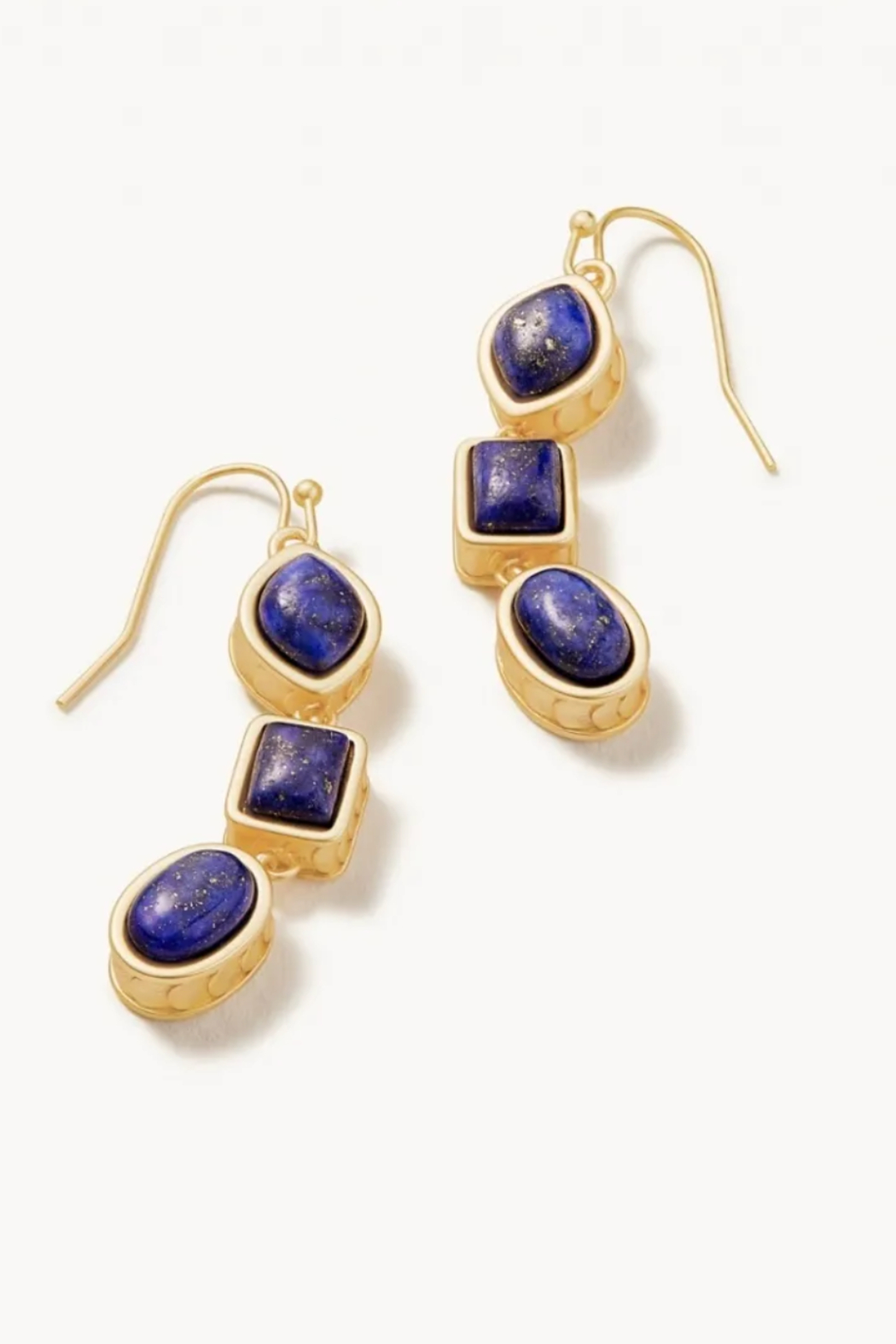 Spartina 449 Naia Linear Drop Earrings - Front Cropped Image