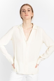 Naif Montreal Rita Cream Blouse - Product Mini Image