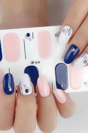 Candied Nails - Nail Polish Stickers - Product Mini Image