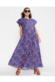 Cynthia Rowley Nairobi Kaftan Dress - Product Mini Image