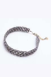 Nakamol Delicate Crystal Choker - Front cropped