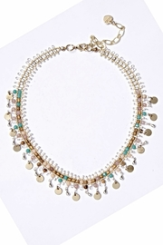 Nakamol Delicate Drops Choker - Front cropped