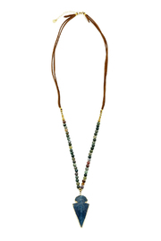 Nakamol Agate Beads Necklace - Product Mini Image