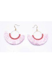 Nakamol Lolita Fringe Earrings - Front cropped