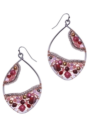 Nakamol Maxwell Teardrop Earrings - Product Mini Image
