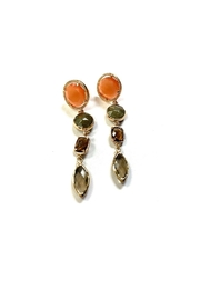 Nakamol Stone Drop Earrings - Product Mini Image