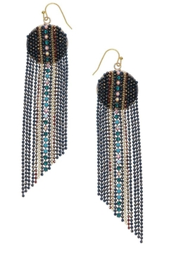 Shoptiques Product: Strands Dangle Earrings