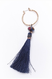 Nakamol Tassel Earrings - Front cropped