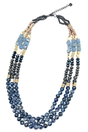 NAKAMOL CHICAGO Blu Bliss Necklace - Product Mini Image