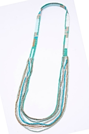 NAKAMOL CHICAGO Oceanic Beadery Necklace - Product Mini Image