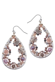 NAKAMOL CHICAGO Passion Wrap Earrings - Product Mini Image