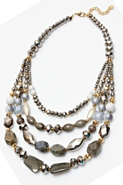 NAKAMOL CHICAGO Semiprecious Strands  Necklace - Product Mini Image