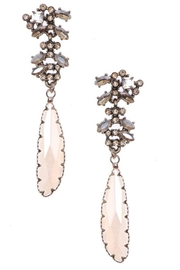 NAKAMOL CHICAGO Sofie Crystal Earrings - Product Mini Image
