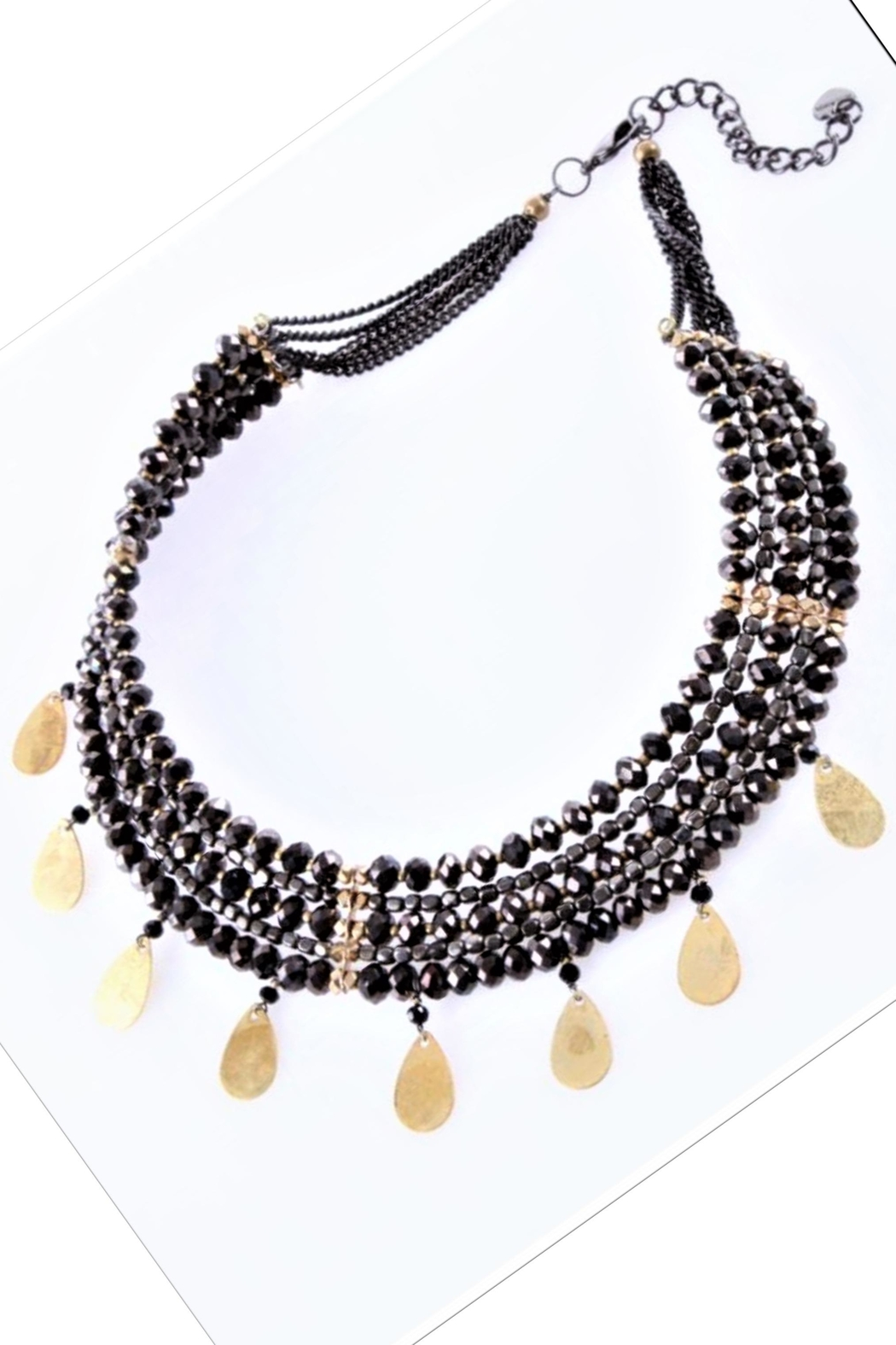 NAKAMOL CHICAGO Strands Drop Necklace - Main Image